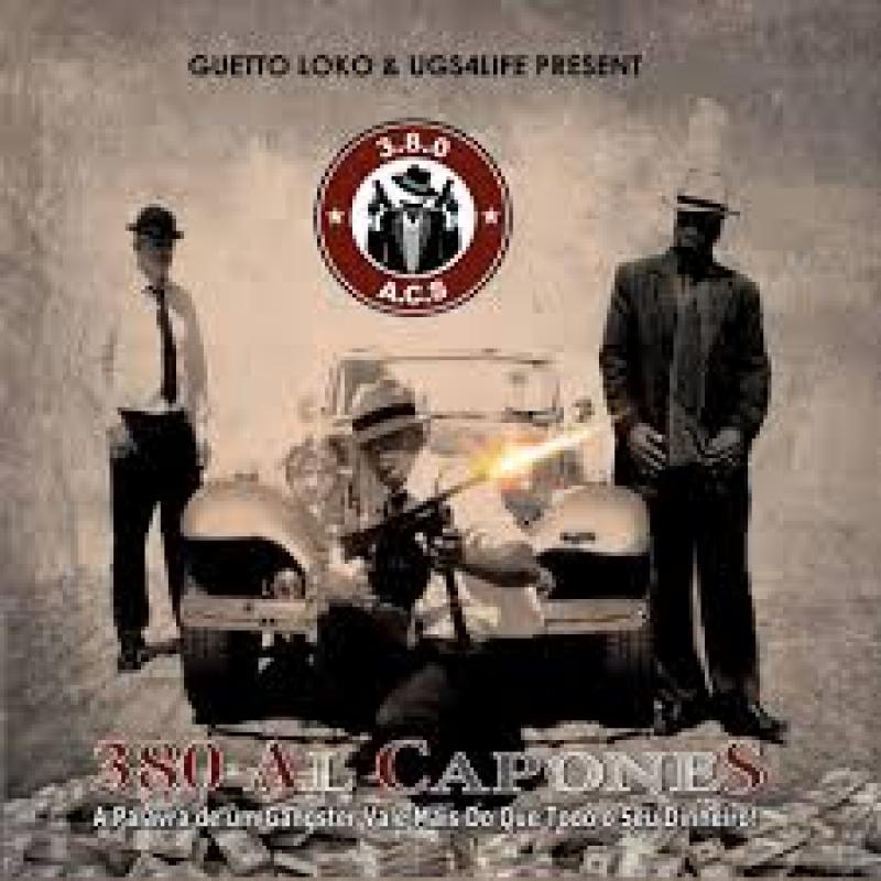 380 AL CAPONES - A Palavra De Um Gangster Vale Mais Do Que Todo Seu Dinheiro CD