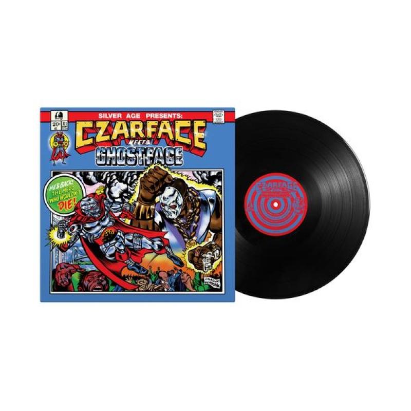 LP Czarface, Ghostface - Czarface Meets Ghostface VINYL IMPORTADO LACRADO