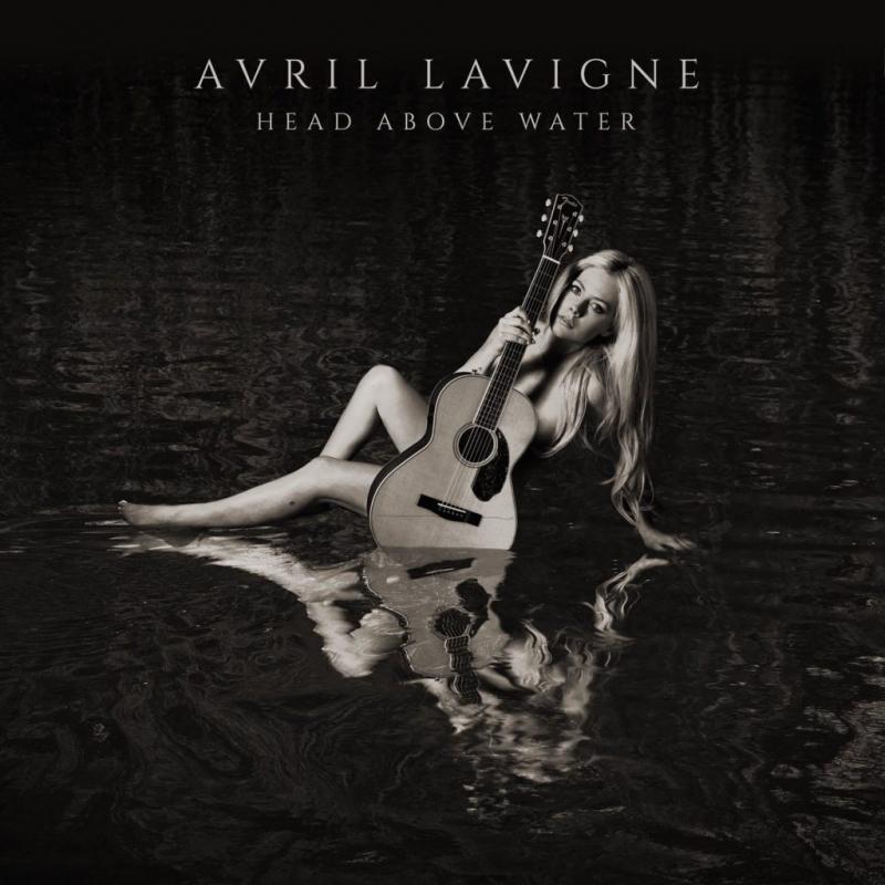 Avril Lavigne - Head Above Water CD IMPORTADO