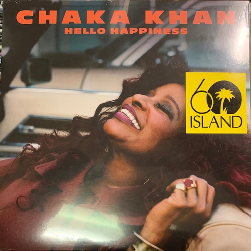 LP Chaka Khan - Hello Happiness VINYL IMPORTADO LACRADO