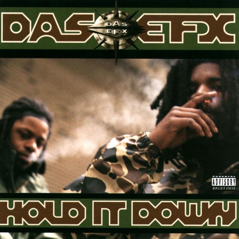 LP Das EFX - Hold It Down VINYL DUPLO 180 GRAMAS IMPORTADO LACRADO