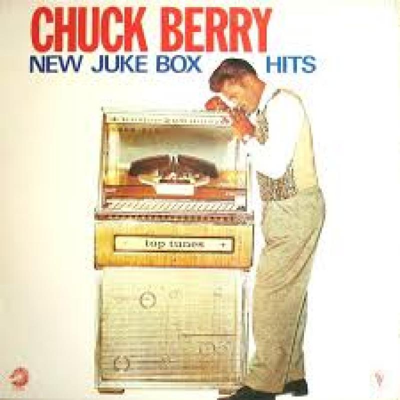 Chuck Berry New Juke Box Hits (CD)