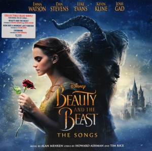 LP Beauty And The Beast - VINYL IMPORTADO LACRADO