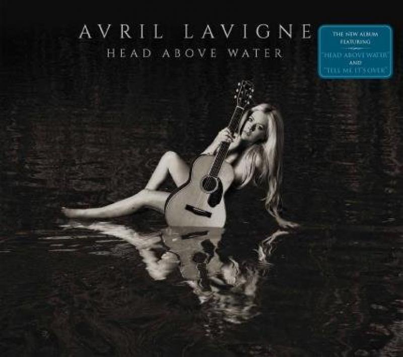 Avril Lavigne - Head Above Water (CD) (4050538441789)