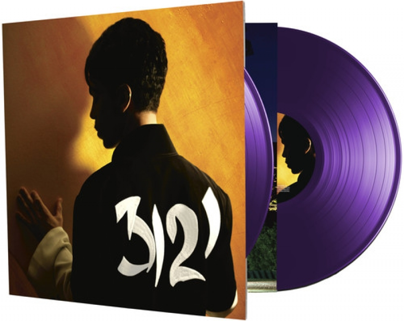 LP PRINCE - 3121 VINYL DUPLO IMPORTADO ROXO (LACRADO)