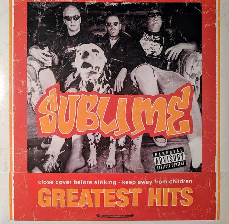 LP Sublime - Greatest Hits VINYL IMPORTADO LACRADO