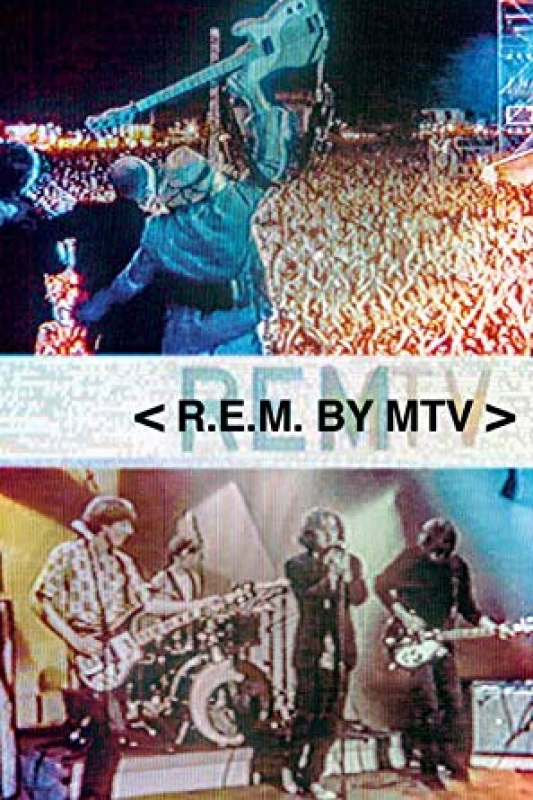 R E M  by MTV BLURAY IMPORTADO