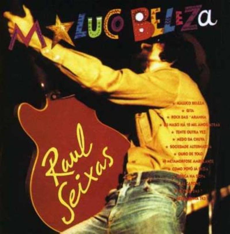 Raul Seixas - Maluco Beleza (CD)