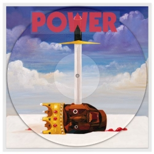 LP Kanye West - Power (Vinyl Single Picture Importado)