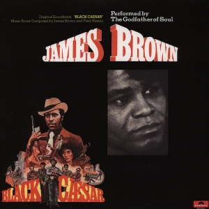 LP James Brown - Black Caesar VINYL IMPORTADO LACRADO