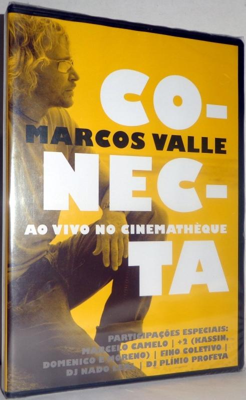 Marcos Valle - Ao Vivo No Cinematheque (DVD) LACRADO