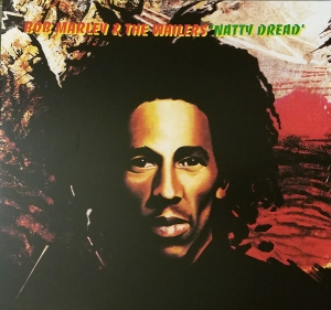 LP Bob Marley - The Wailers Natty Dread VINYL IMPORTADO LACRADO