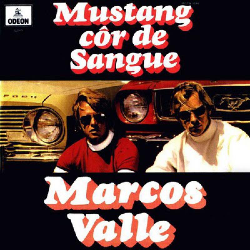 LP Marcos Valle - Mustang Cor De Sangue VINYL IMPORTADO LACRADO (8435395502303)