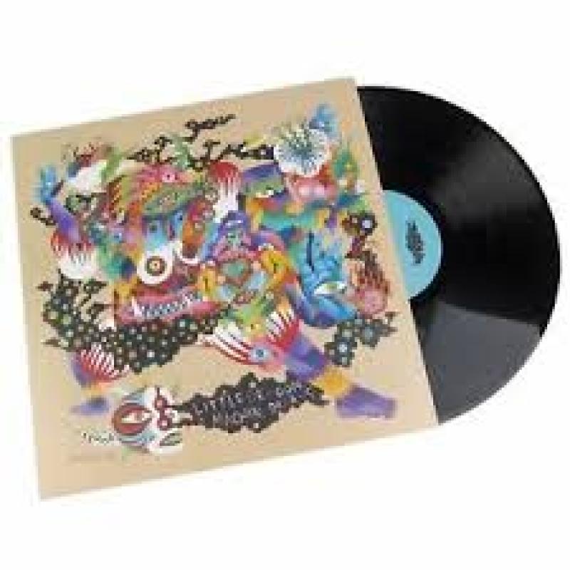 LP Little Dragon - Machine Dreams VINYL IMPORTADO LACRADO