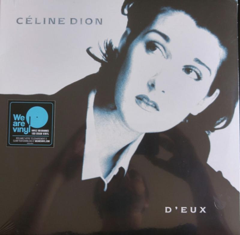 LP Celine Dion - D Eux VINYL IMPORTADO LACRADO