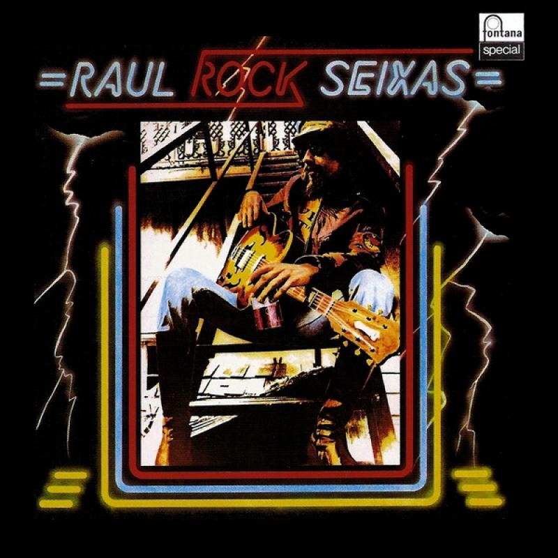Raul Seixas - Raul Rock Seixas CD