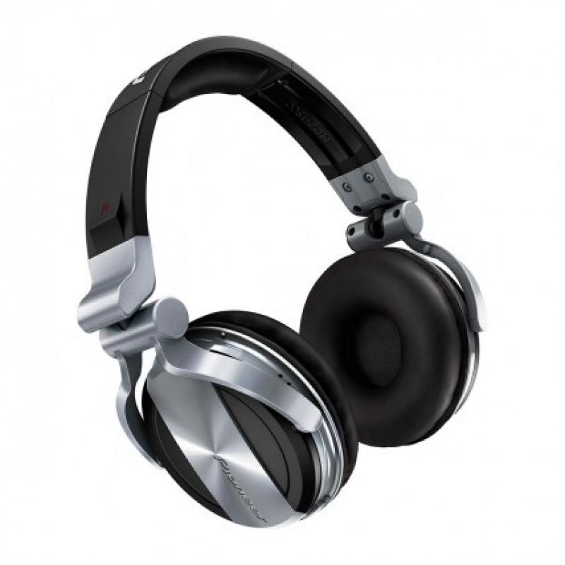FONE HDJ 1500 PIONEER DJ - PRATA