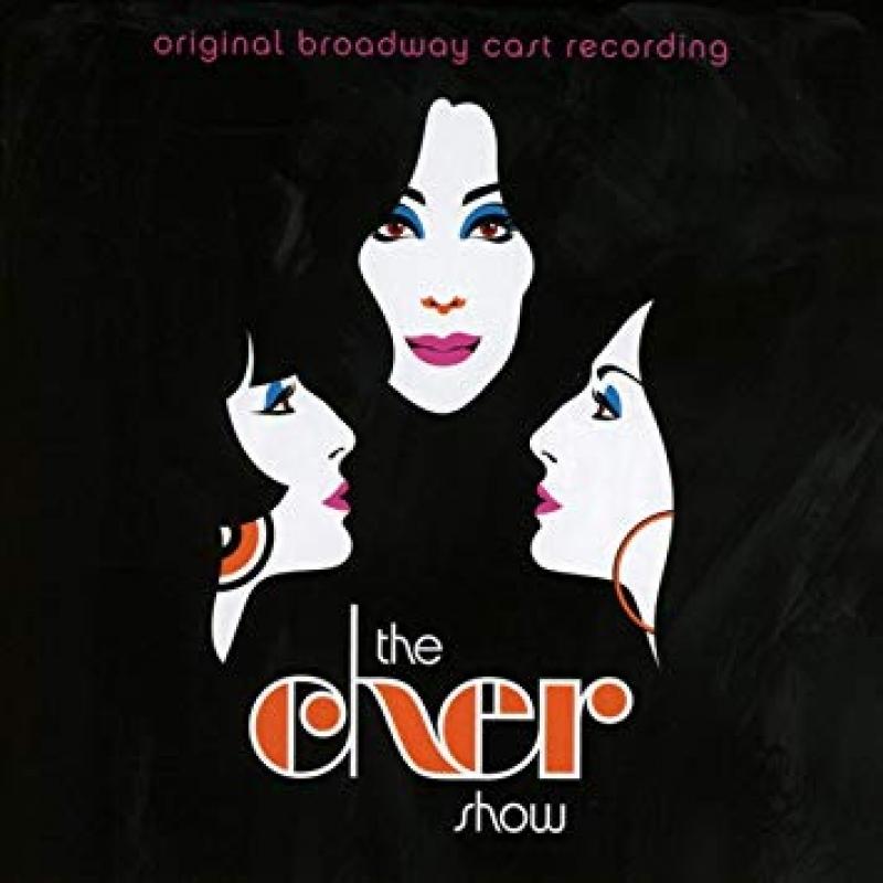 Cher - The Cher Show Original Broadway Cast Recording CD