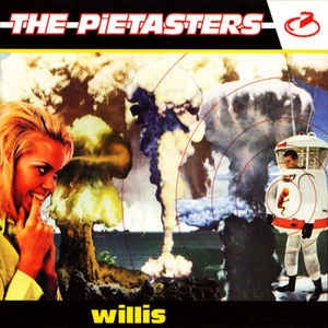 LP The Pietasters - Willis VINYL IMPORTADO RSD LACRADO