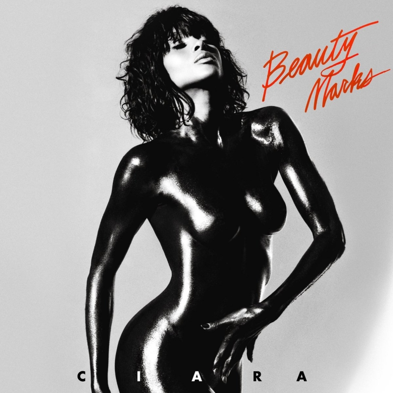 Ciara -  Beauty Marks CD IMPORTADO