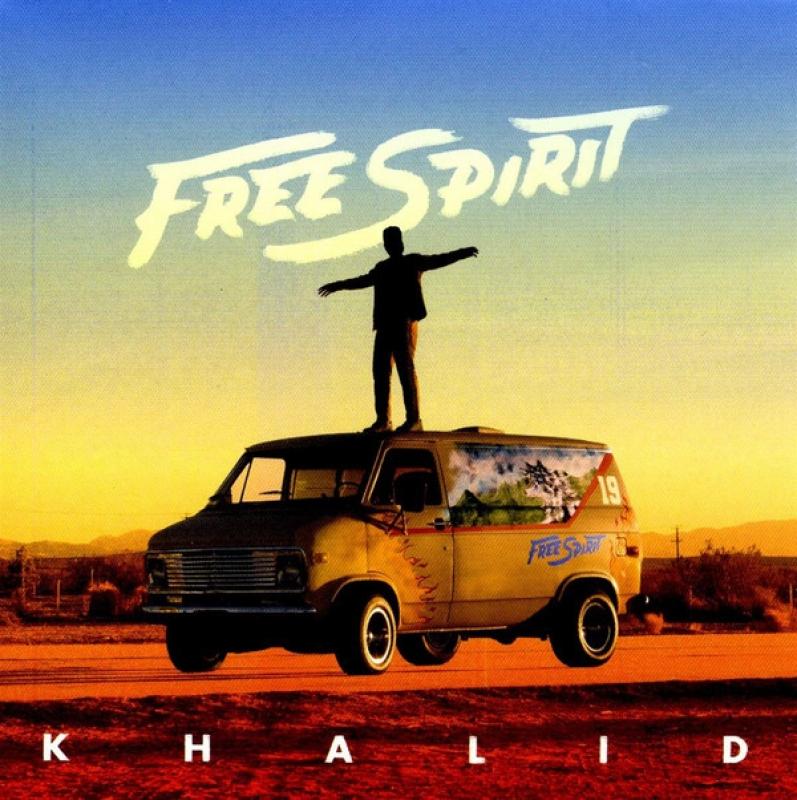 Khalid - Free Spirit CD