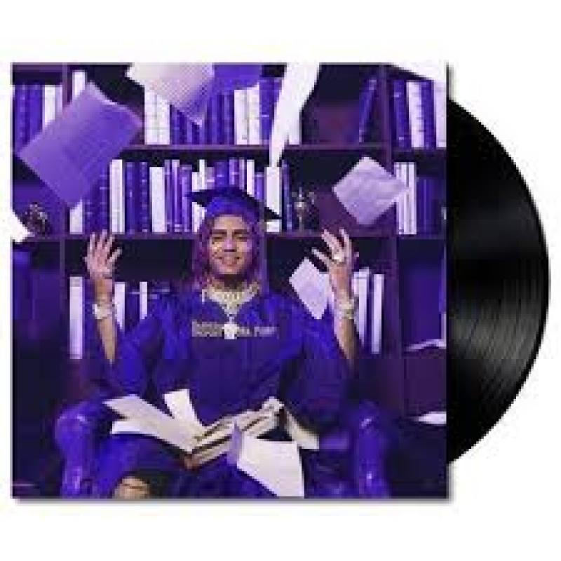 LP LIL PUMP - Harverd Dropout VINYL IMPORTADO LACRADO