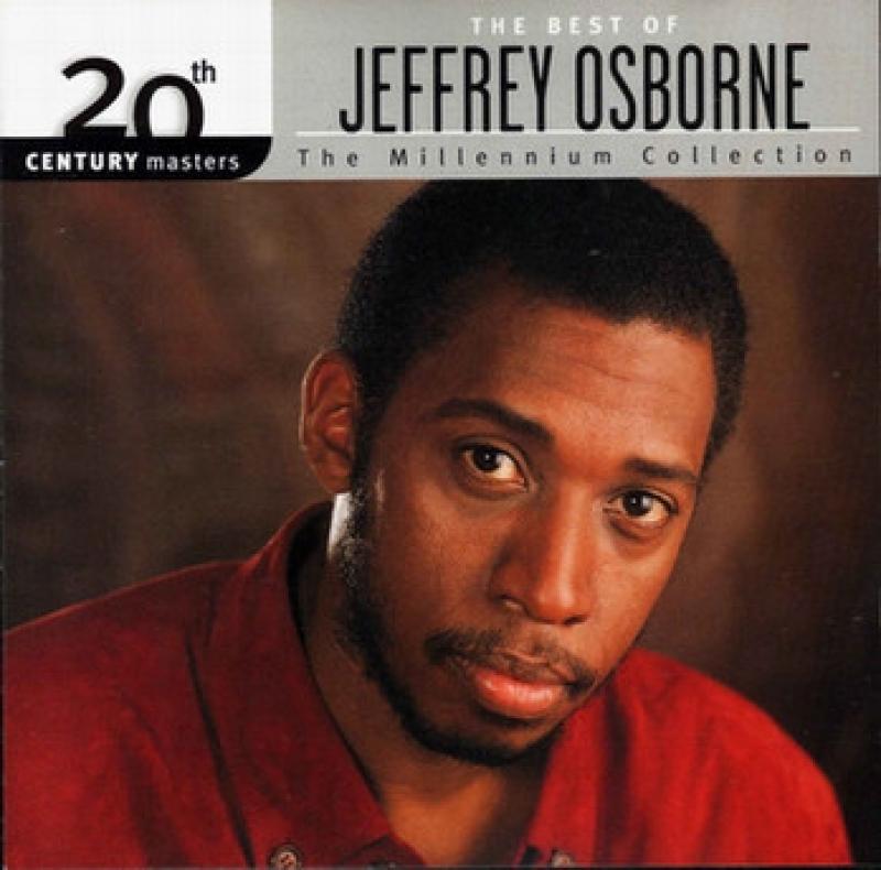 Jeffrey Osborne - The Best Of  CD IMPORTADO