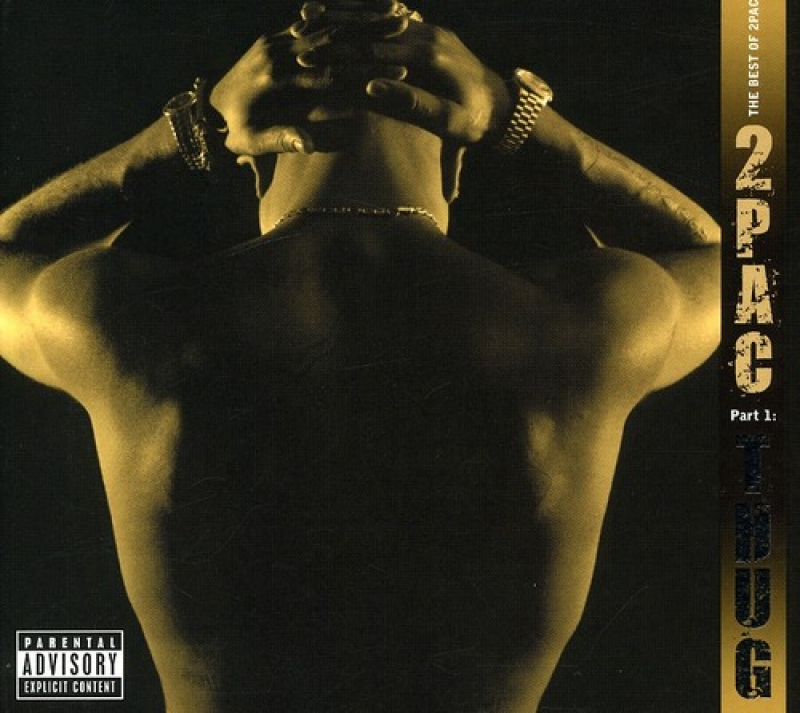 2 PAC - The Best Of 2Pac - Pt 1 Thug (CD) IMPORTADO
