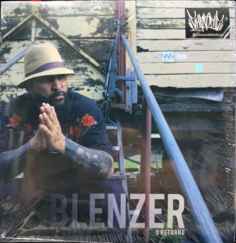 BLEZER - O RETORNO (CD) RAP NACIONAL