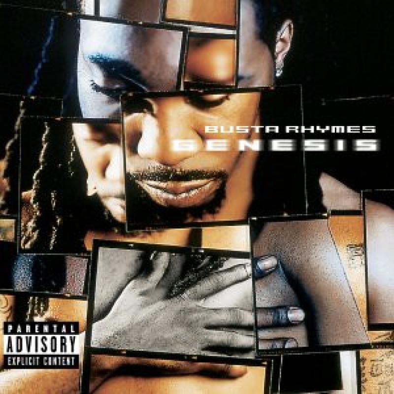 Busta Rhymes - Genesis CD