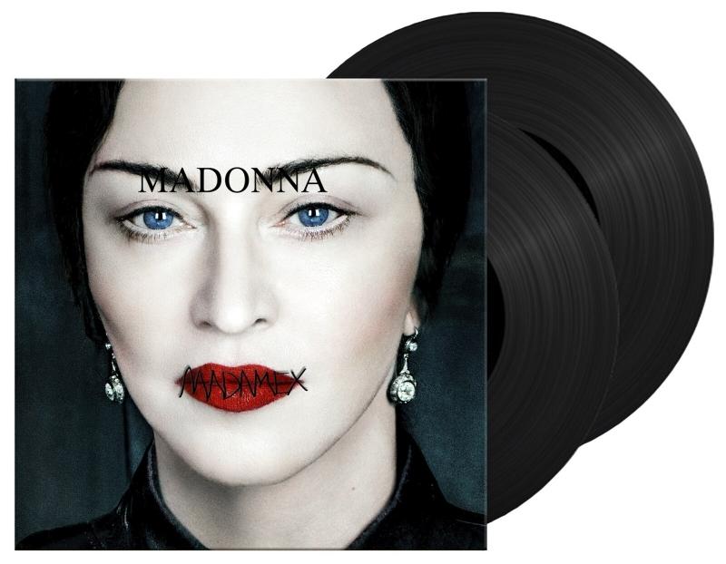 LP Madonna - Madame X VINYL DUPLO IMPORTADO LACRADO