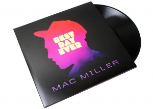 LP Mac Miller - Best Day Ever VINYL DUPLO IMPORTADO LACRADO