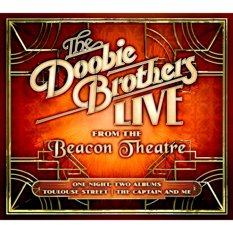 The Doobie Brothers - Live From The Beacon Theatre CD DUPLO