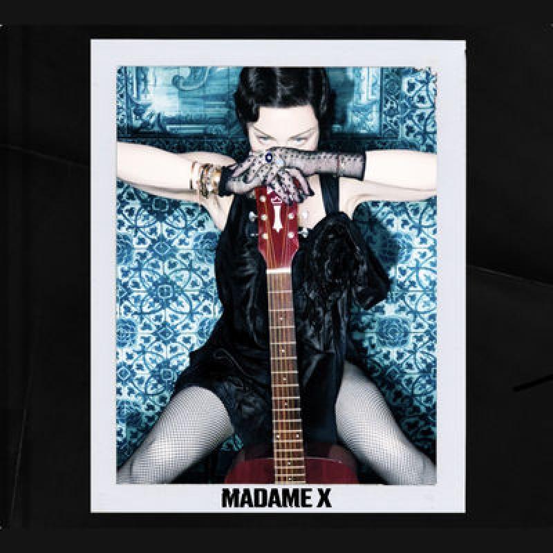 Madonna - Madame X CD DUPLO IMPORTADO HARDCOVER BOOK