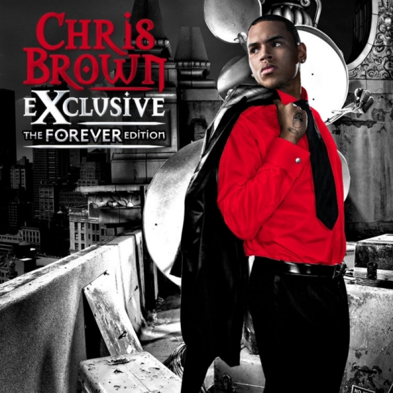 Chris Brown - Exclusive The Forever Edition - Jive (cd E dvd)