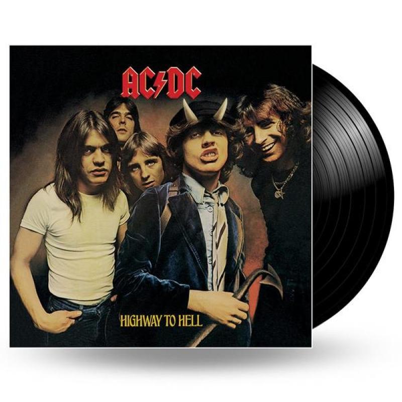 LP AC DC - Highway to Hell VINYL IMPORTADO