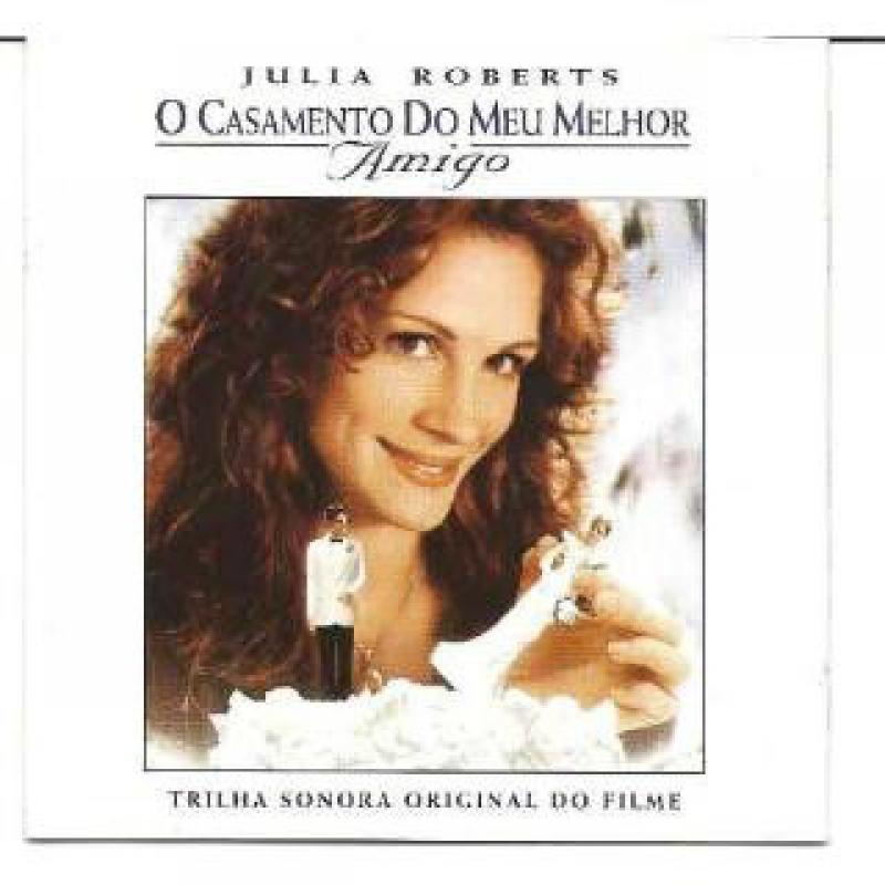 O Casamento Do Meu Melhor Amigo - Trilha Sonora Original Do Filme (CD)
