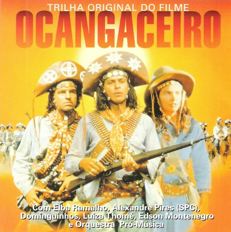 O CANGACEIRO - TRILHA SONORA DO FILME (CD)