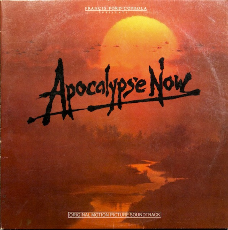 Apocalypse Now - Original Motion Picture Soundtrack Carmine Coppola & Francis Coppola (CD)