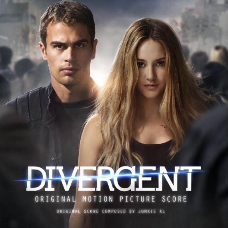 Divergent - original soundtrack CD IMPORTADO