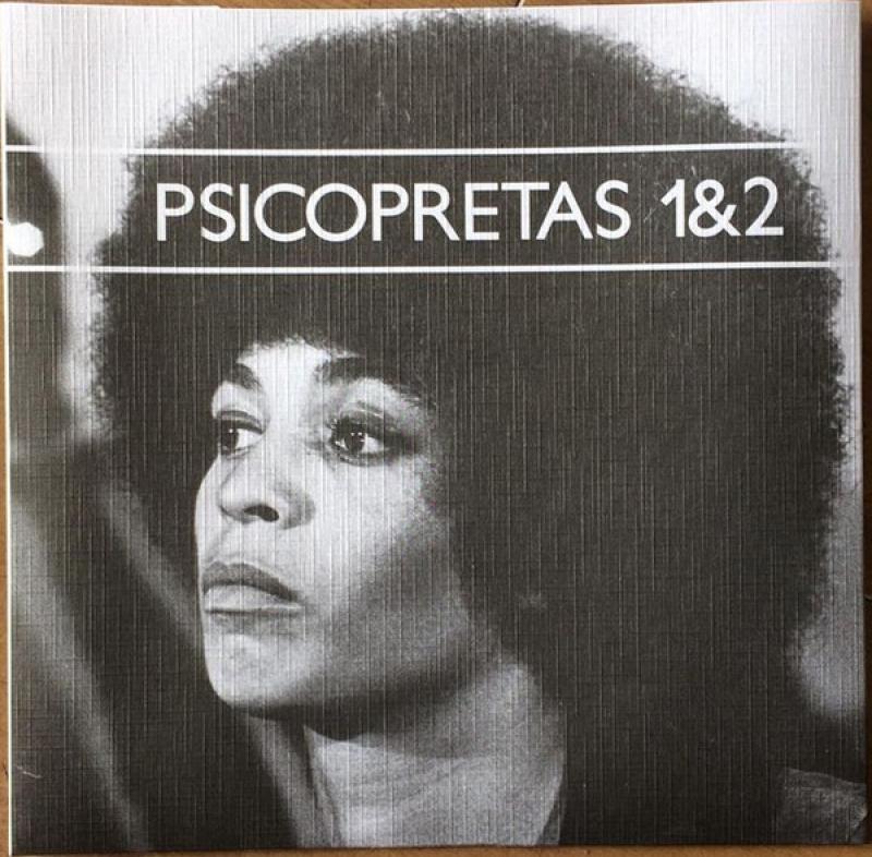 LP Psicopretas - 1 2 VINYL COMPACTO 7 POLEGADAS