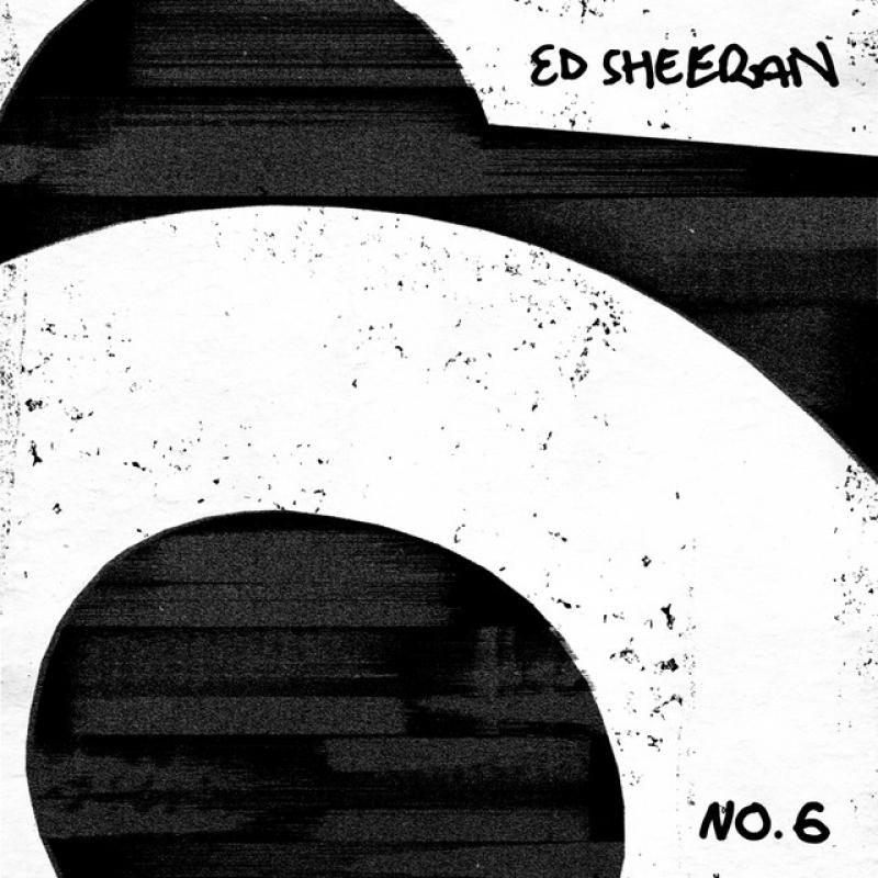 Ed Sheeran - No 6 Collaborations Project CD
