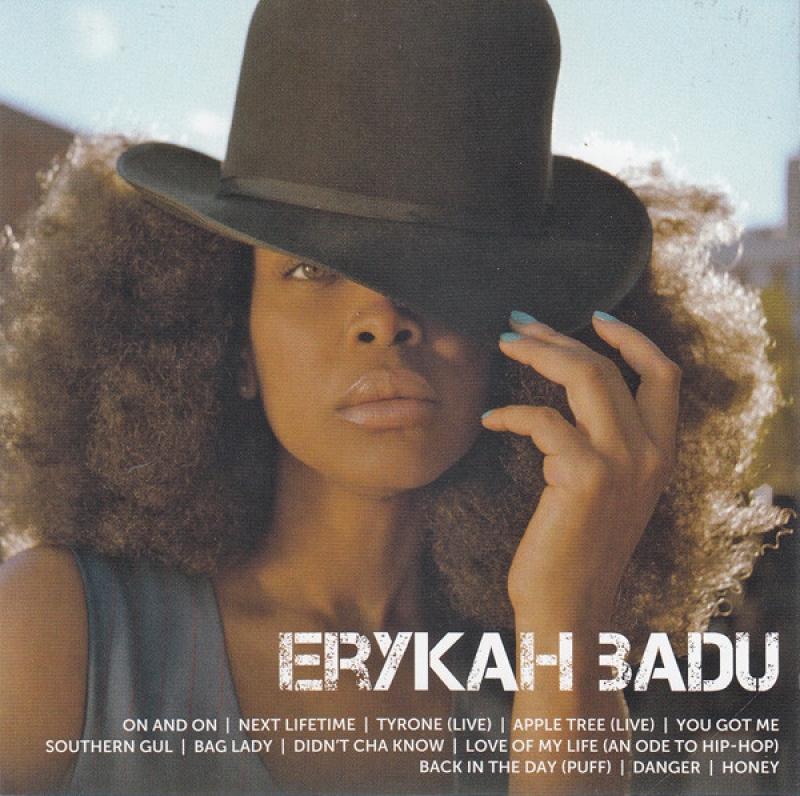 Erykah Badu - Icon CD