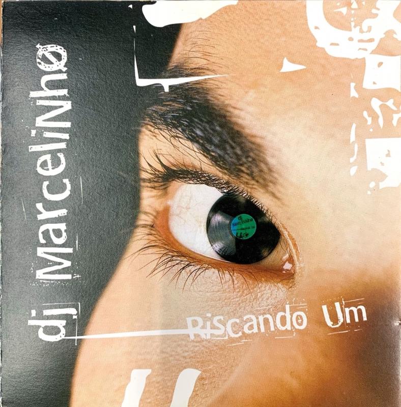 DJ Marcelinho - Riscando Um (CD)
