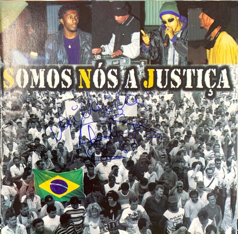 SNJ - Se Tu Lutas Tu Conquistas (2000) (CD) (7891916212921)