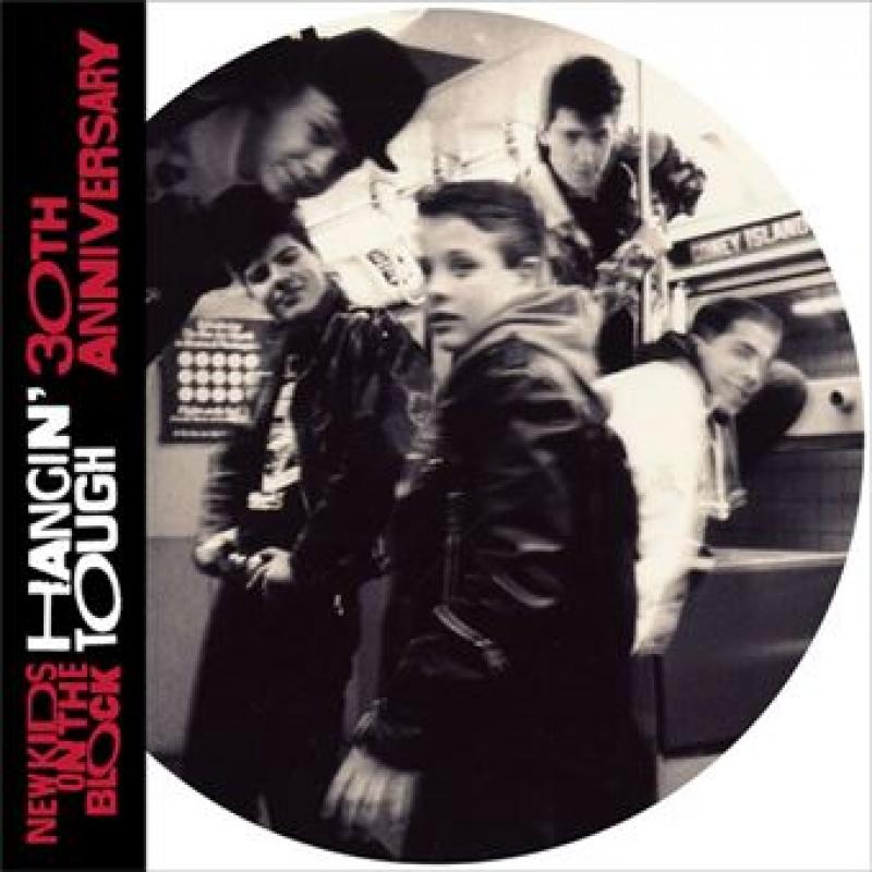 LP New Kids On The Block - Hangin Tough VINYL DUPLO PICTURE IMPORTADO LACRADO