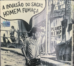 Planet Hemp - A Invasao do Sagaz Homem Fumaca (CD) DIGIPACK