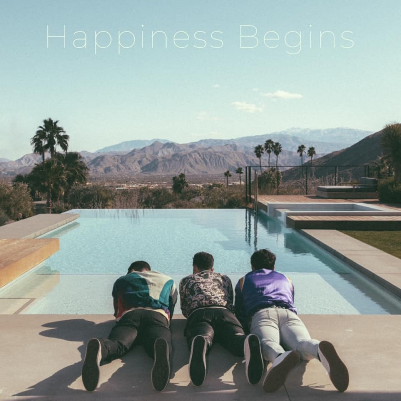 Jonas Brothers - Happiness Begins CD