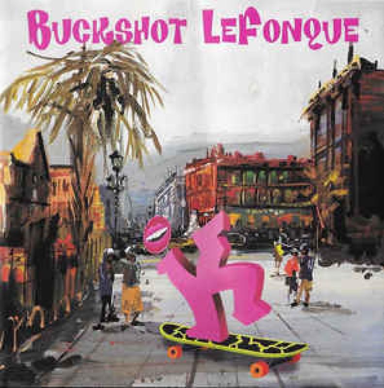 Buckshot LeFonque - Music Evolution CD