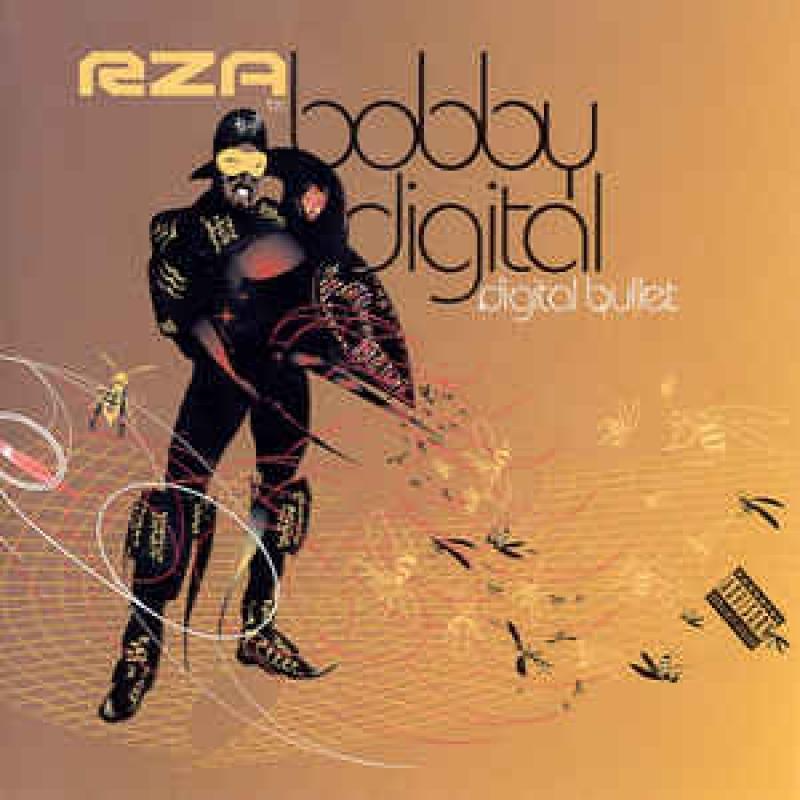 RZA As Bobby Digital - Digital Bullet CD